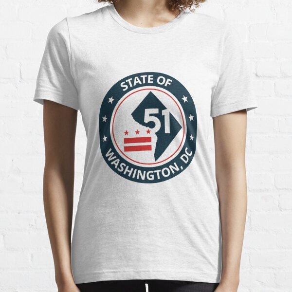 DC Statehood Essential T-Shirt
