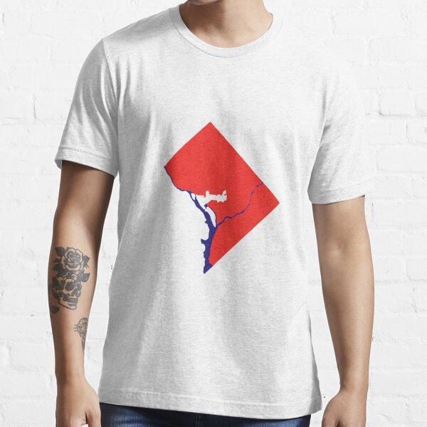 DC Statehood1 Essential T-Shirt