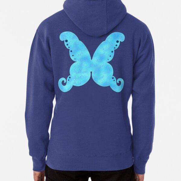 Fairy Wings Pullover Hoodie