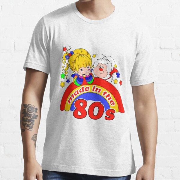 Rainbow brite - Fabriqué dans les années 80 T-shirt essentiel