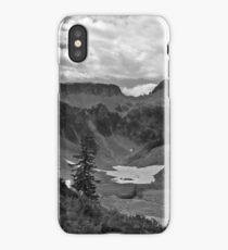 heather meadows, wa, usa iPhone Case
