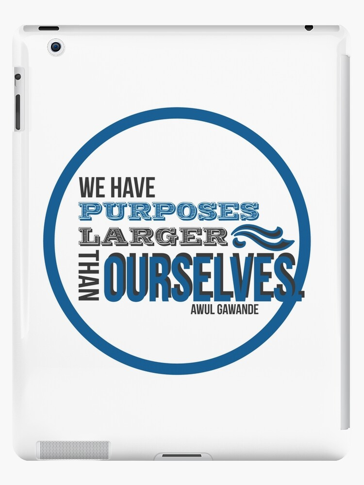 Purposes Larger Than Ourselves by briecheezit