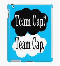 Team Cap? Team Cap iPad Case/Skin
