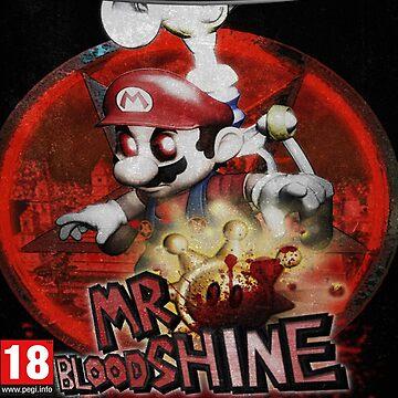 Mr Bloodshine by thombears