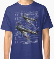 Blueprint Spitfire Classic T-Shirt