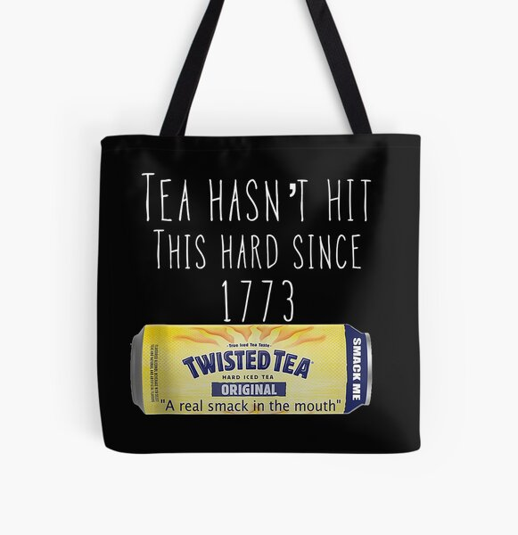 Don't get it twisted tea All Over Print Tote Bag
