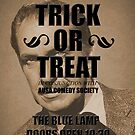 Trick or Treat Poster by Ovinicus