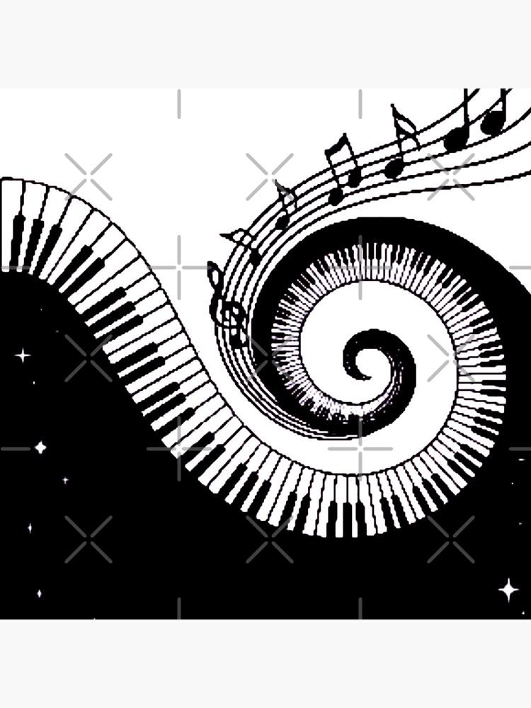 Music design  by Apolonija