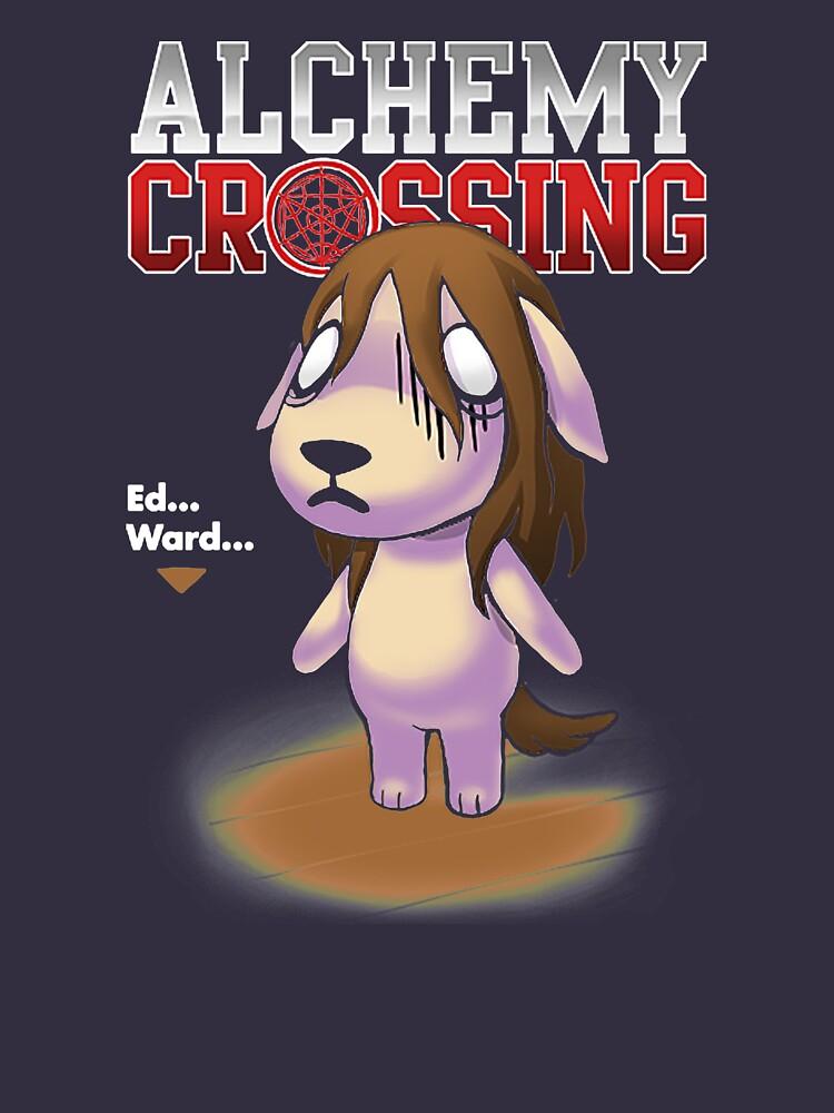FMA Animal Crossing Alchemy - Funny Crossover  by FerrariCarF60