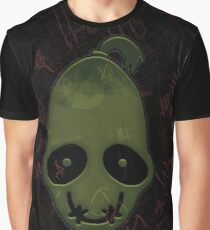 Abe Green Graphic T-Shirt