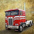 Cabover Kenny by Keith Hawley