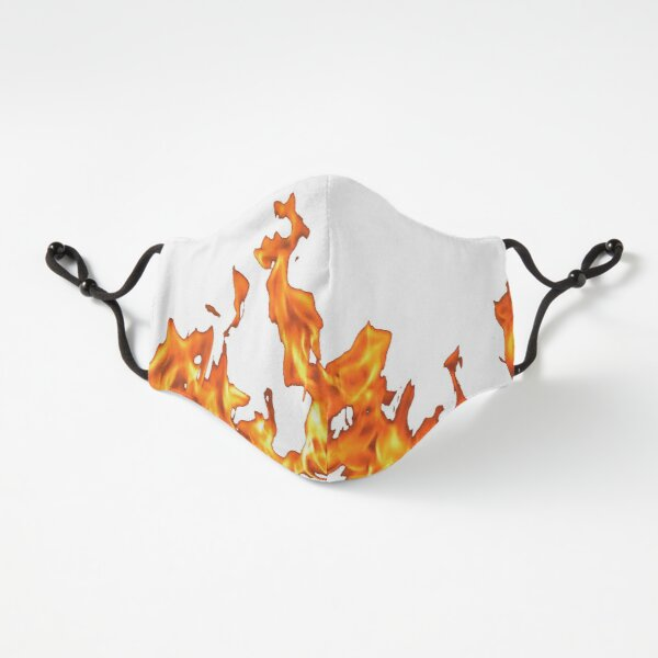 #Flame, #Forks of flame, #Spurts of flame, #fire, light, flames Fitted 3-Layer