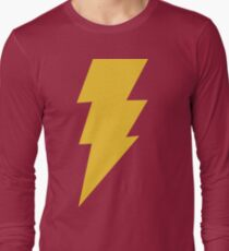 Shazam Long Sleeve T-Shirt