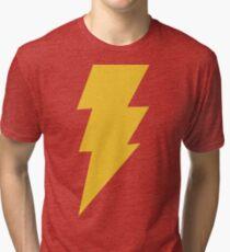 Shazam Tri-blend T-Shirt