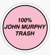 John Murphy Sticker