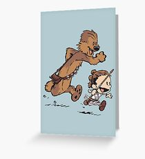 New Adventures Awaken Greeting Card
