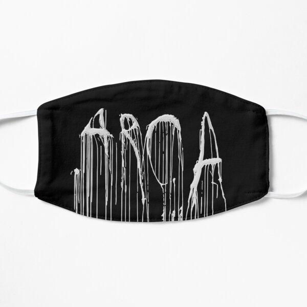 arca drip logo in chrome Flat Mask
