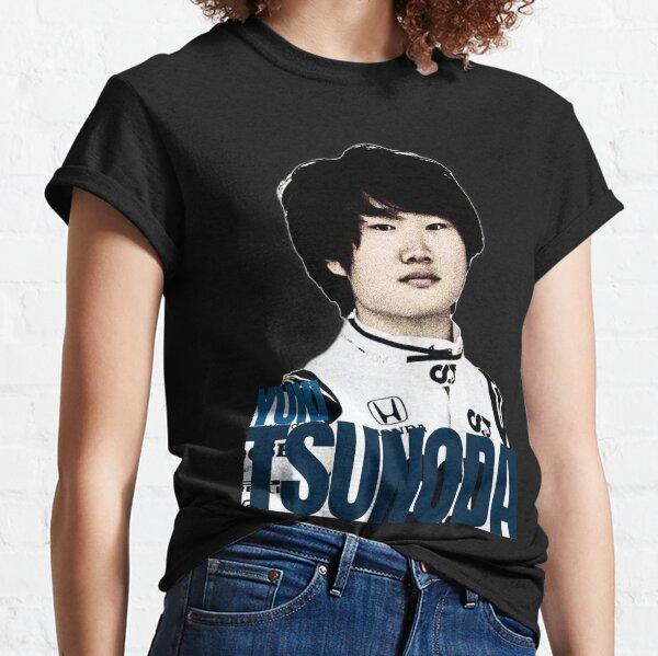 Yuki Tsunoda - Sketch  Poster Classic T-Shirt