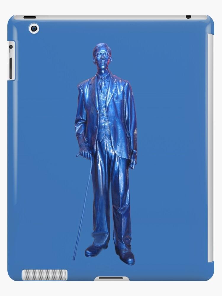Tallest Man Robert Pershing Wadlow Ipad Cases Skins By