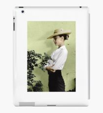 Audrey in Colour iPad Case/Skin