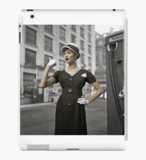Anna Karenina in Colour iPad Case/Skin