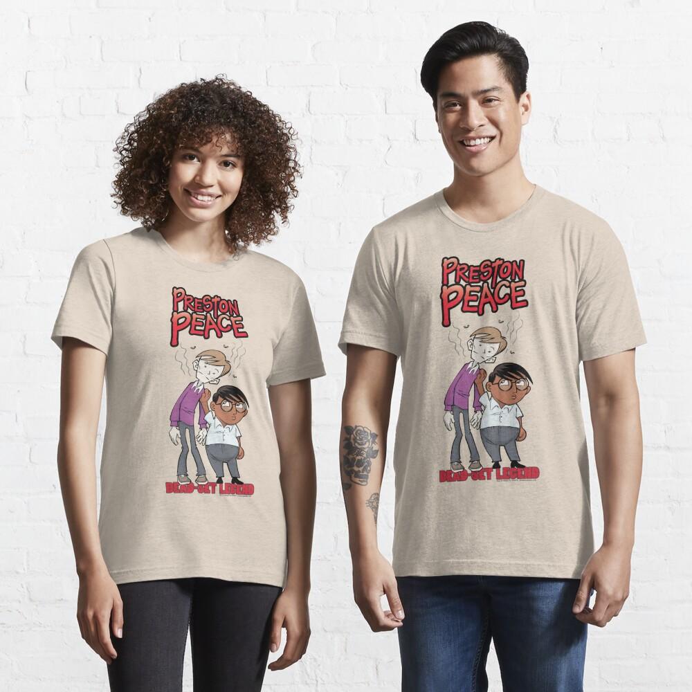 Preston Peace 1 Dead-Set Legend by Dillon Naylor + Essential T-Shirt