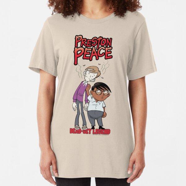 Preston Peace 1 Dead-Set Legend by Dillon Naylor + Slim Fit T-Shirt