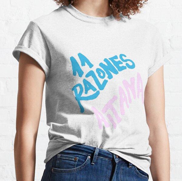 aitana - 11 razones Camiseta clásica