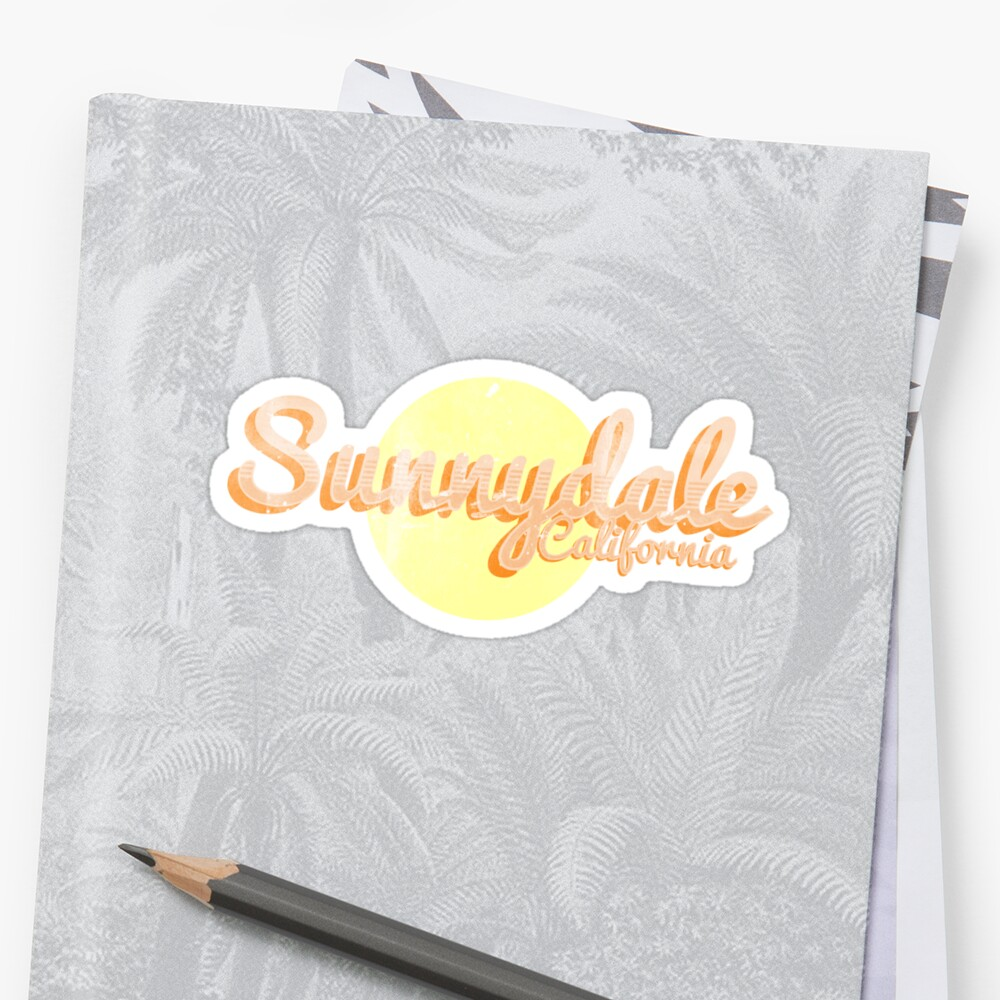sunnydale by Emi Bourke
