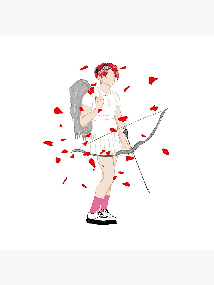 YUNGBLUD Cotton Candy  by awkwardmas0n