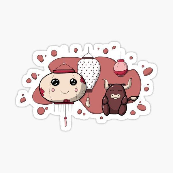 Hello février ! Sticker