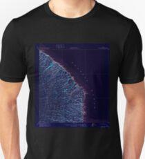 USGS TOPO Map Hawaii HI Honomu 349834 1915 62500 Inverted T-Shirt