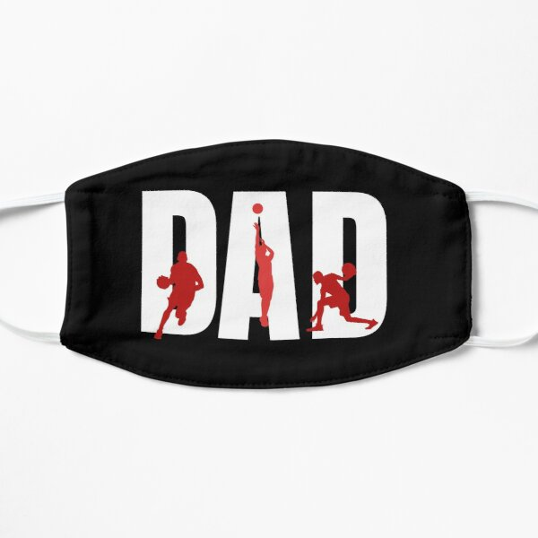 Basketball Dad: Happy Father's Day Mask