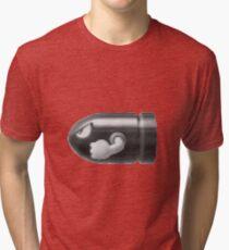 Bullet Bill Tri-blend T-Shirt