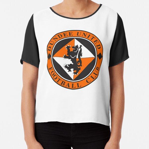 Black Airosportswear Dundee United Established Football T-Shirt