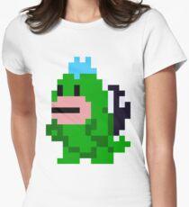 Camiseta entallada para mujer Espiga