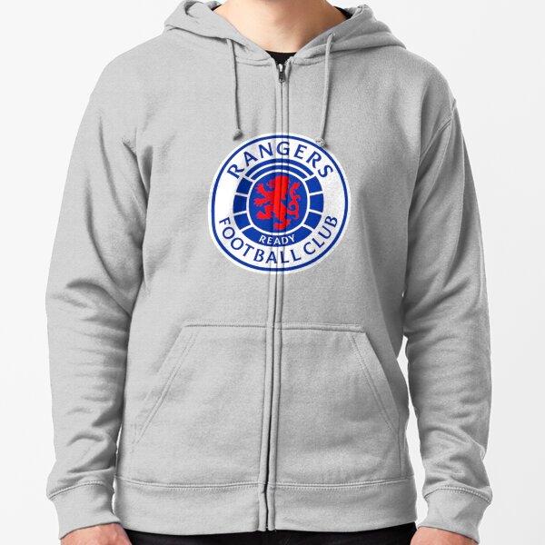 Rangers FC badge Zipped Hoodie