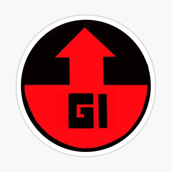 gENERAL iNFANTRYMAN Sticker