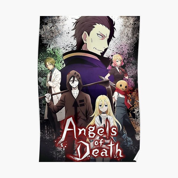 Angels of Death - poster Poster