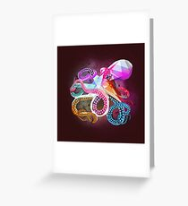 Podrick the Octopus Greeting Card