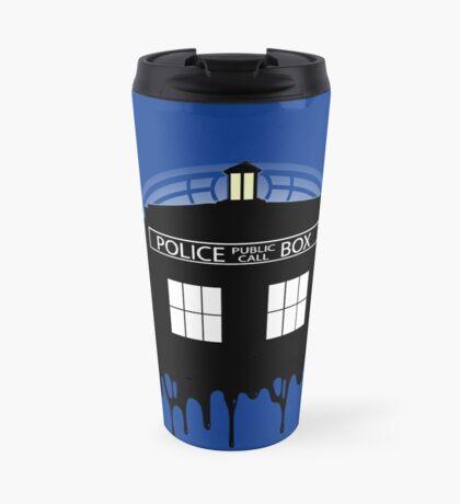 Time drip Travel Mug