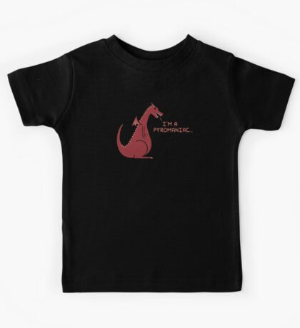 Monster Issues - Dragon Kids Clothes