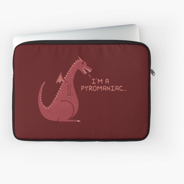 Monster Issues - Dragon Laptop Sleeve