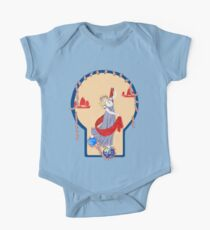 Tarot Two of Coins Kids Clothes