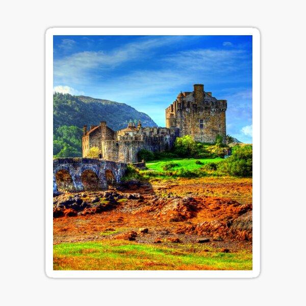 Eilean Donnan Castle Sticker