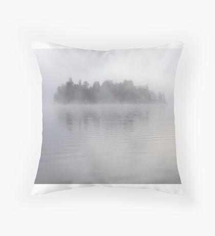 Lake of Two Rivers - Algonquin Park, Canada Throw Pillow