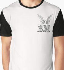 [SPN] Castiel Graphic T-Shirt