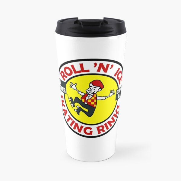 Roll 'N' Ice Skating Rinks - Copiague, New York Travel Mug