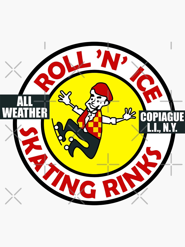 Roll 'N' Ice Skating Rinks - Copiague, New York by birchbrook