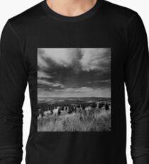 Channeling Ansel Adams Long Sleeve T-Shirt